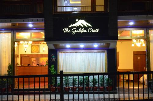 The Golden Crest