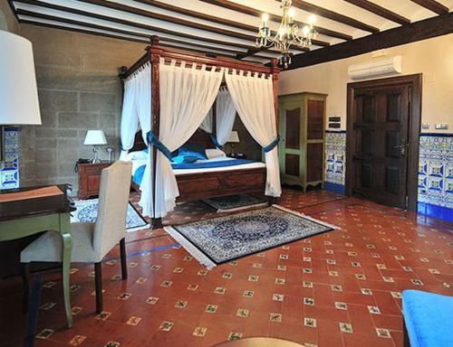 Suite - Uso individual Hospedería Palacio de Casafuerte 1