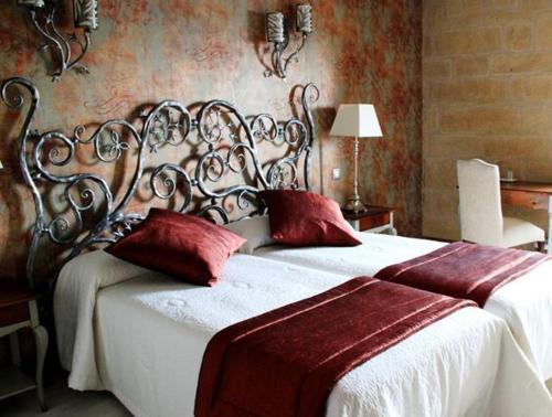 Habitación Doble - 1 o 2 camas - Uso individual Hospedería Palacio de Casafuerte 1