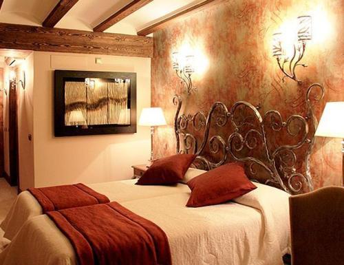 Habitación Doble - 1 o 2 camas - Uso individual Hospedería Palacio de Casafuerte 2