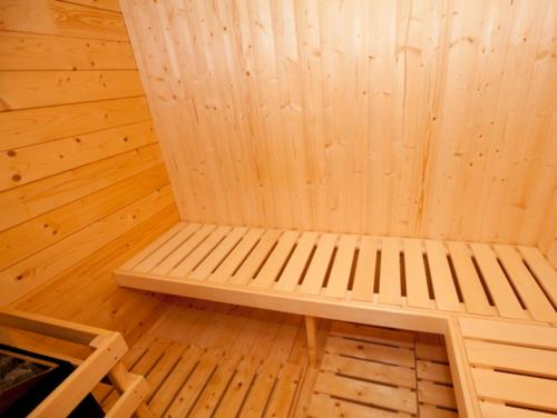 Ferienhaus Hanna mit Sauna