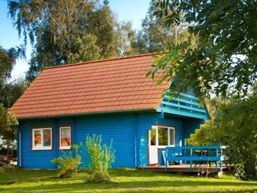 Отель Ferienhaus Kranichblick mit Terrasse am Bodden 0 звёзд Германия