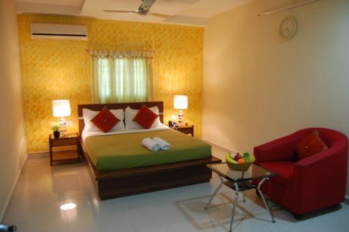 HotelHotel Vijaya Residency