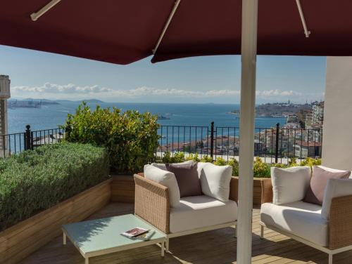 Park Prestige Suites Three Bedroom Apartment With Bosphorus Terrace