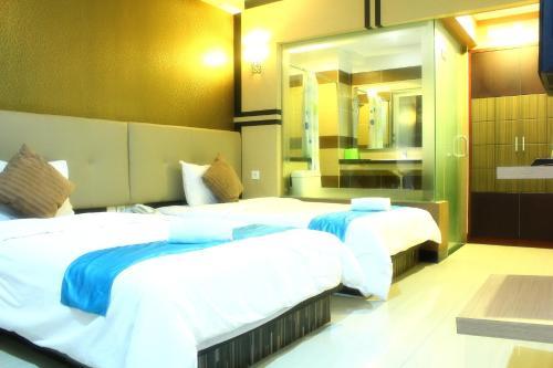 Отель Samudra Boutique Hotel and Villa 2 звезды Индонезия
