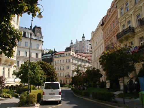 Apartment Sadová 34-1, Karlovy Vary