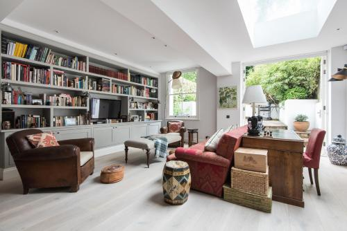 Hotel Onefinestay - Westbourne Grove Private Homes 1