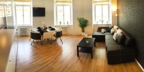Отель Rybna Deluxe Apartment 4 звезды Чешская Республика