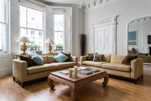 Отель onefinestay - South Kensington private homes II 5 звёзд Соединенное Королевство