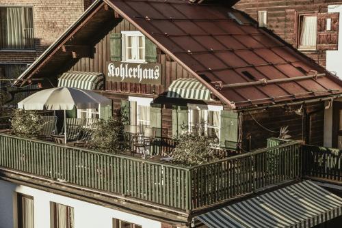 Picture of Almhütte & Skihütte Kohlerhaus