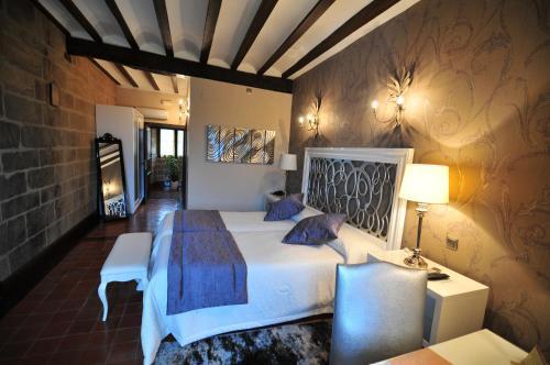 Habitación Doble - 1 o 2 camas - Uso individual Hospedería Palacio de Casafuerte 5
