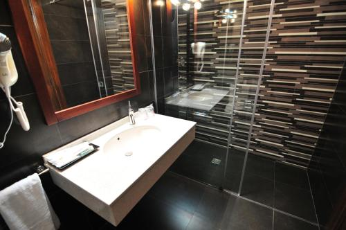 Habitación Doble - 1 o 2 camas - Uso individual Hospedería Palacio de Casafuerte 6