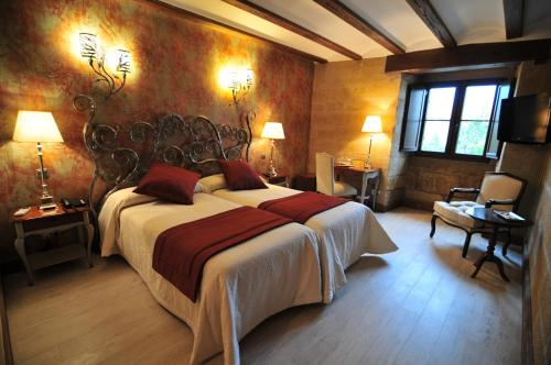 Double or Twin Room - single occupancy Hospedería Palacio de Casafuerte 7
