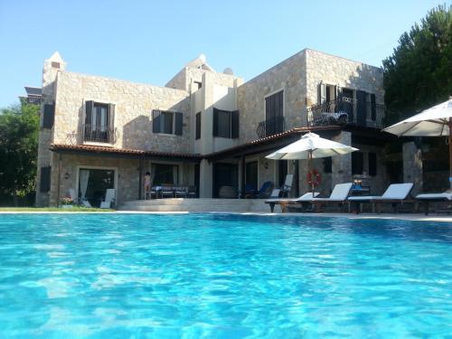 Отель Villa Windmill - Private Pool 0 звёзд Турция