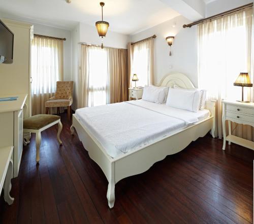 Ferahi evler boutique hotel ayvali cappadocia best places for Boutique stays accommodation