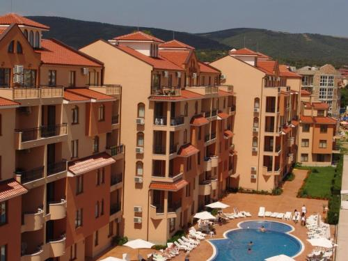 Kasandra Aparthotel, Sunny Beach