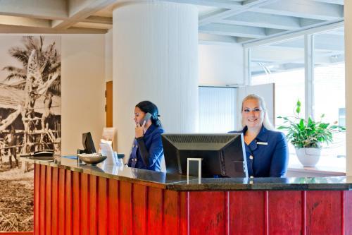Amsterdam Tropen Hotel photo 7