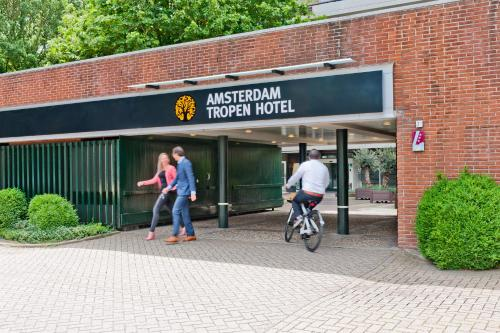 Amsterdam Tropen Hotel photo 27