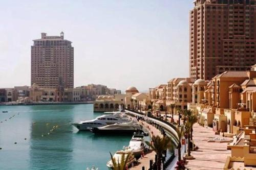 Porto Arabia Apartments, Doha