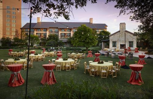 Jw Marriott San Antonio Hill Country Resort And Spa San
