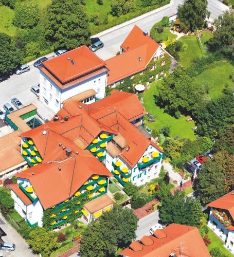 Отель Kneipp- und Wellvitalhotel Edelweiss 4 звезды Германия