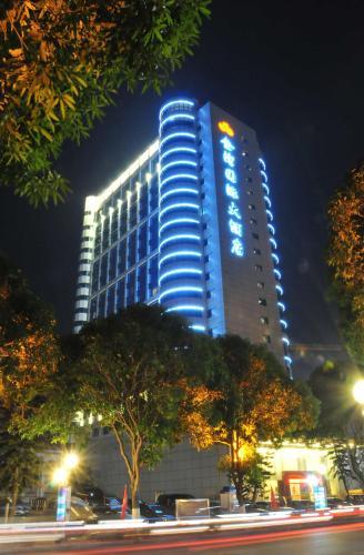 Отель Jinwan International Hotel 4 звезды Китай