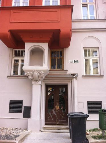 Apartm�n Merhautova