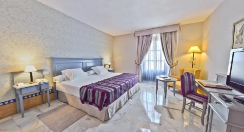 Habitación Doble Superior - 1 o 2 camas Alcázar de la Reina 4