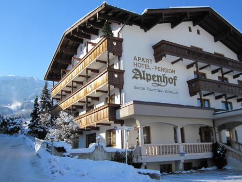 Отель Apart Alpenhof 0 звёзд Австрия