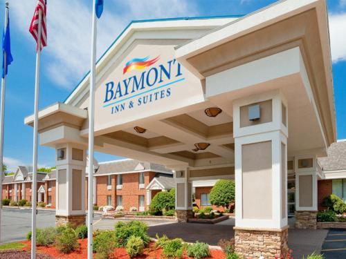 Baymont by Wyndham East Windsor Bradley Airport