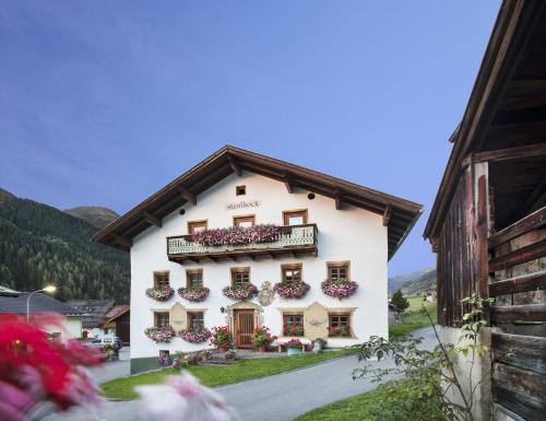 Отель Pension der Steinbock - das Bauernhaus 0 звёзд Австрия