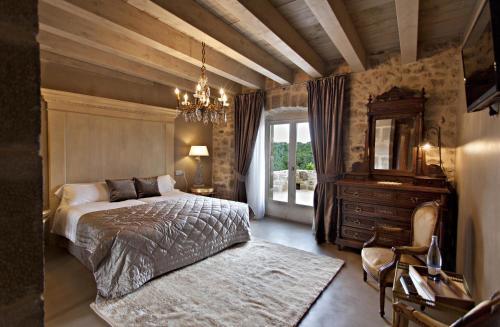 Superior Doppel- oder Zweibettzimmer La Vella Farga Hotel 12
