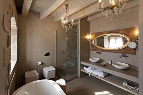Superior Doppel- oder Zweibettzimmer La Vella Farga Hotel 13