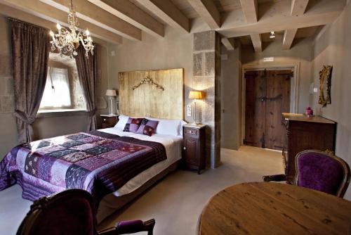 Superior Doppel- oder Zweibettzimmer La Vella Farga Hotel 14