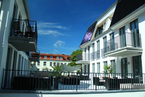 Отель Suite Hotel Binz 4 звезды Германия
