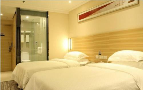 City Comfort Inn Qinzhou Dolphin Square Branch