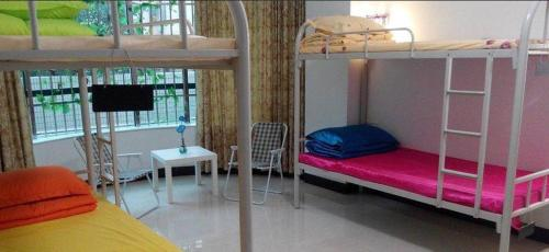 1 Llit en Dormitori Femení de 6 Llits (Mainland Chinese Citizen - Bed in 6-Bed Female Dormitory Room)