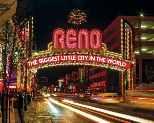 Silver Legacy Reno