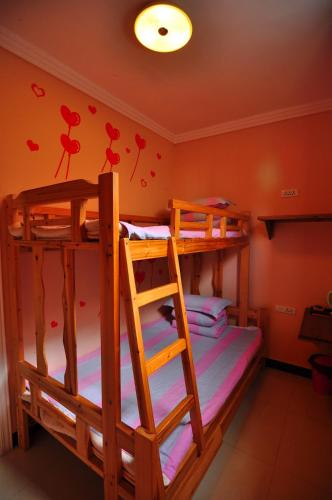 Bunk Bed in Two-Bed Dormitory Room