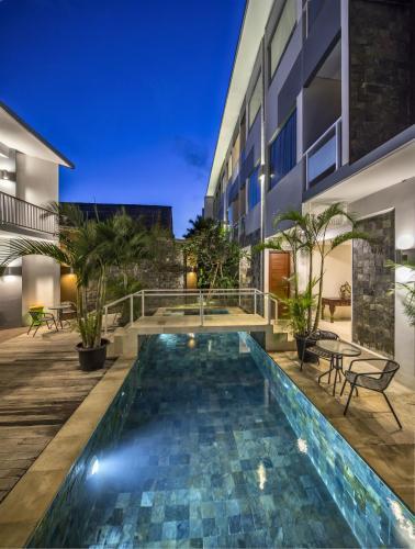 M Suite Bali front view