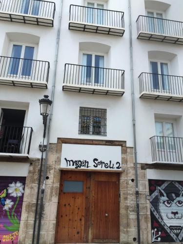 Mosen Sorell Apartments, hotel en Valencia