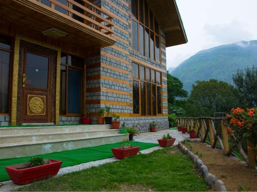 V Resorts Kullu front view