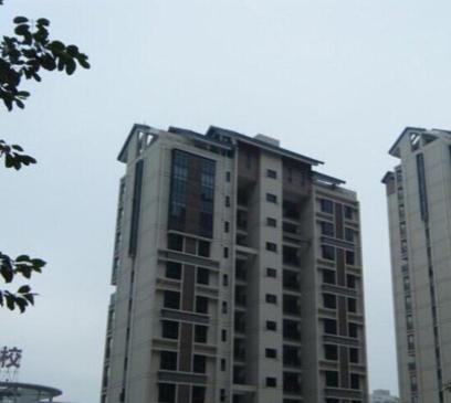 A Apartment (Zhuhai Zhaoshang Garden) front view