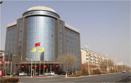 Landison International Hotel Zhongwei