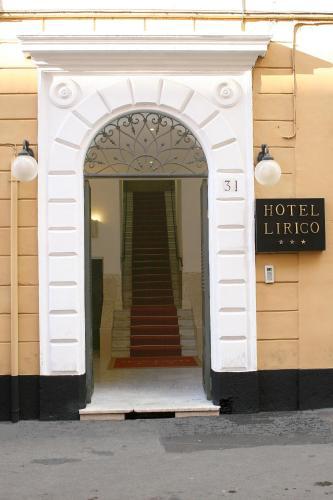 Отель Hotel Lirico 3 звезды Италия