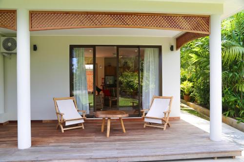 Villa Voilier, 马埃岛