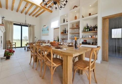 Отель Three-Bedroom Villa in Sant Joan de Labritja / San Juan 0 звёзд Испания