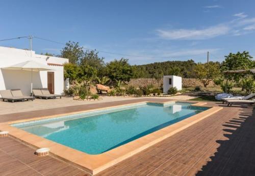 Отель Four-Bedroom Holiday home in Sant Antoni de Portmany / San Antonio 0 звёзд Испания