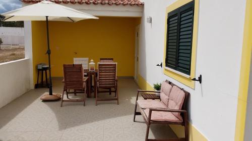 Casa dos Malhadais Odeceixe Algarve Portogallo
