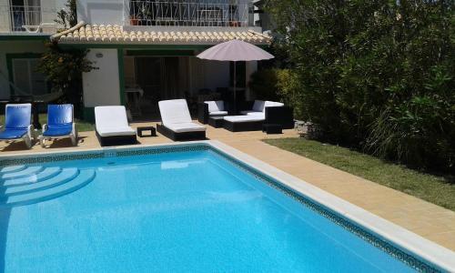 Villa Januario Almancil Algarve Portogallo